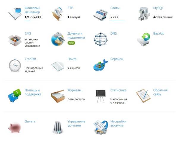 Выбирайте хостинг чтобы работали скрипты перенос сайта wordpress с локального компьютера на хостинг